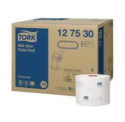 Toalettpapper Tork Advanced 2-lag Auto T6 27rl