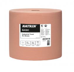 Industri Tork Katrin Basic XL Brun
