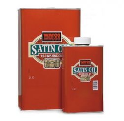 Tbx Satin Oil 1L