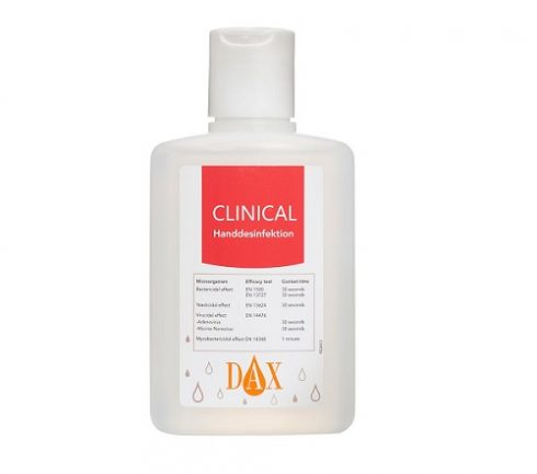 Handdesinfektion Dax Clinical 150ml