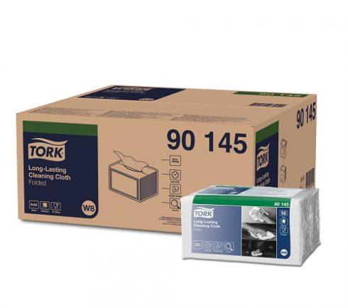 Torkduk Premium Slitstark Vit 1-lags W8 8 buntar
