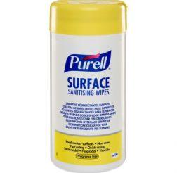 Ytdesinfektionsduk Purell 100st