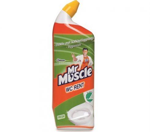 Mr Muscle WC Rent Fresh 0,75L