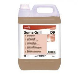 Ugnsrengöring Suma Grill D9 5L