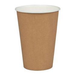 Kaffebägare brun 20cl 2000st