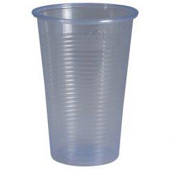 Dricksglas aqua blå PP 20cl