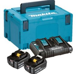 Powerpack Kit Makita 18V batteri+laddare