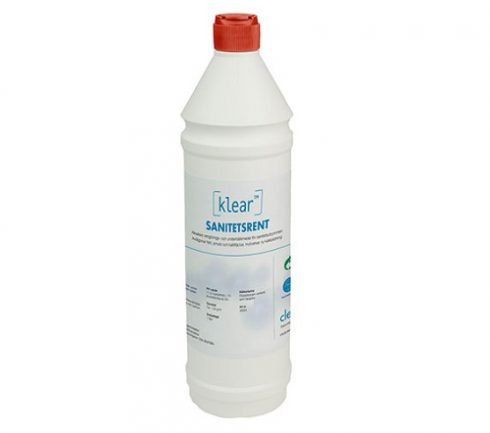Sanitetsrent Klear 1L