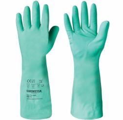 Nitrilhandske Kemikalieskyddad XL