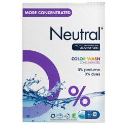 Tvättmedel Neutral Color Sensitive 8,55kg