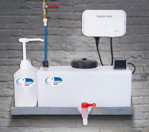 Toucan Eco Active ECA Vattensystem
