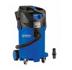 Nilfisk våt/torrsug Renrum EC-motor Gnistfri