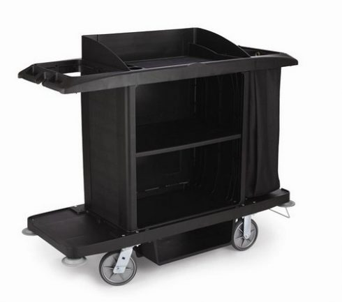 Hotellvagn Rubbermaid stor