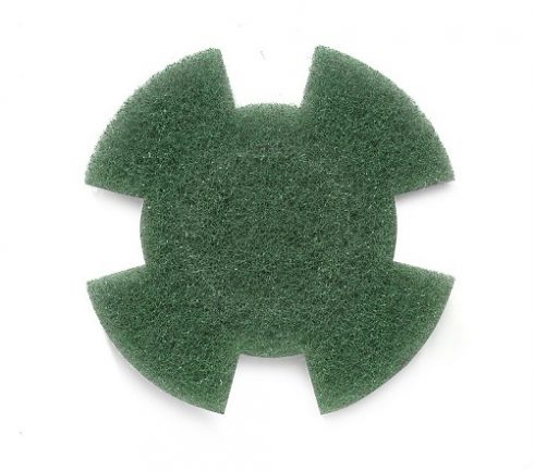 Grön rondell i-mop XL 2-pack