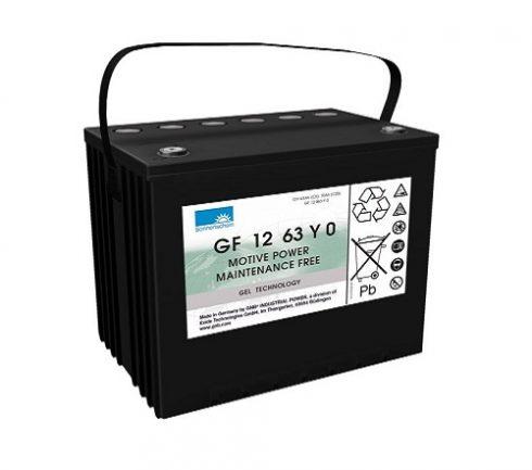 Batteri 12V63Ah
