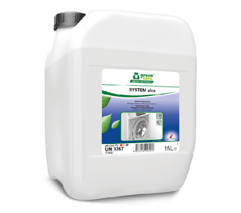 Tvättförstärkare System Alca 15L