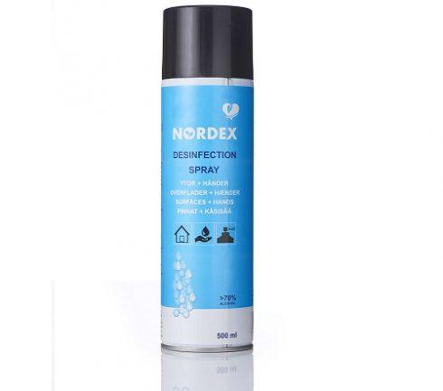 Desinfektionsspray Ytor & Händer 500ml