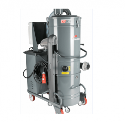 Industridammsugare 3-fas 7,5 kW Delfin High Air